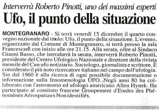 Corriere Adriatico - 13 dicembre 2006